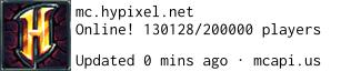 Minecraft Servers Hypixel Network