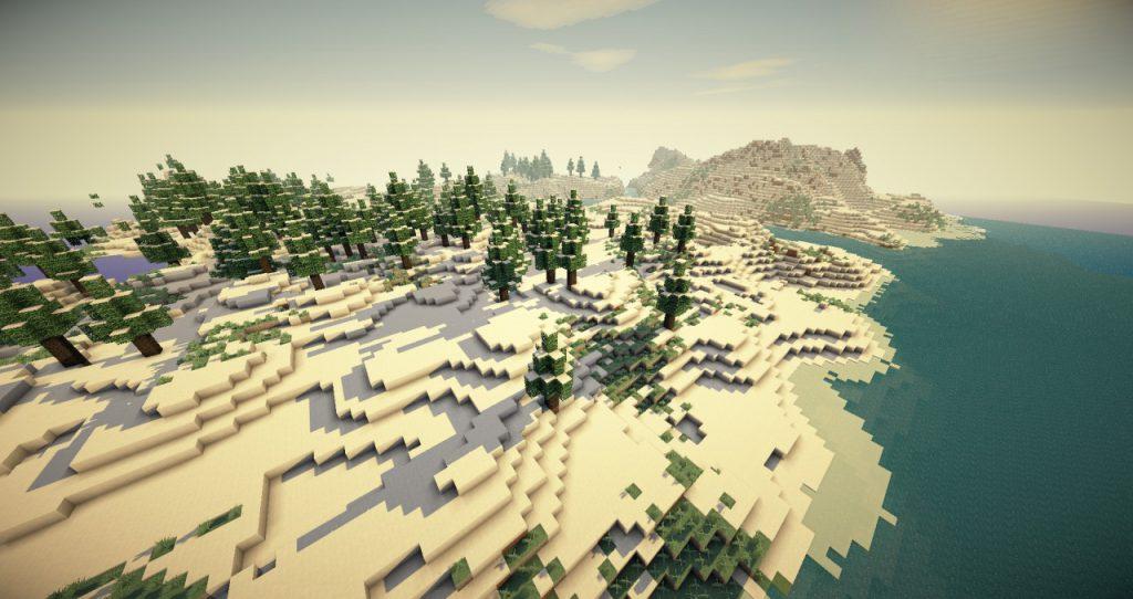 Minecraft Global Solstheim