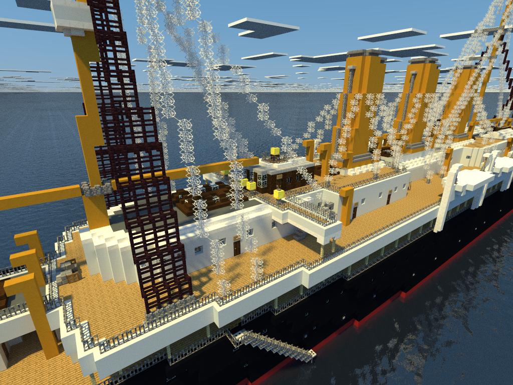 Minecraft Global SS Agusta Victoria