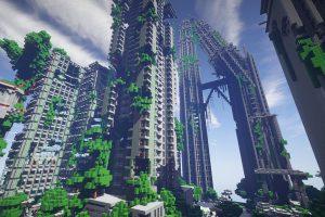 Minecraft Creative Structures