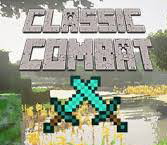 Minecraft Global Classic Combat Mod
