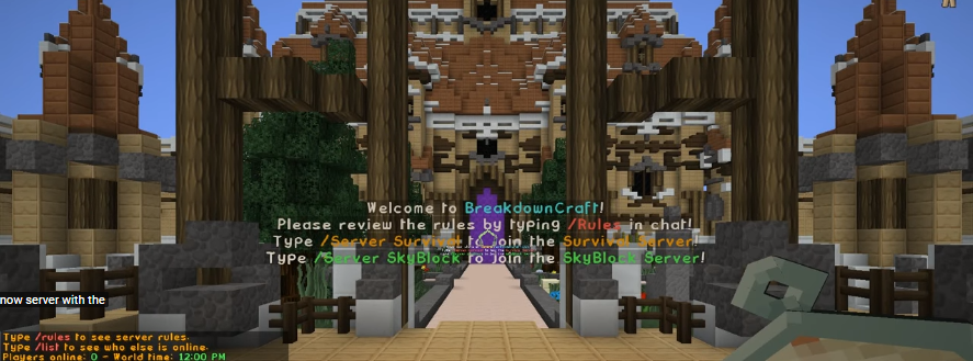 Top Minecraft Servers , Best Minecraft Servers Online