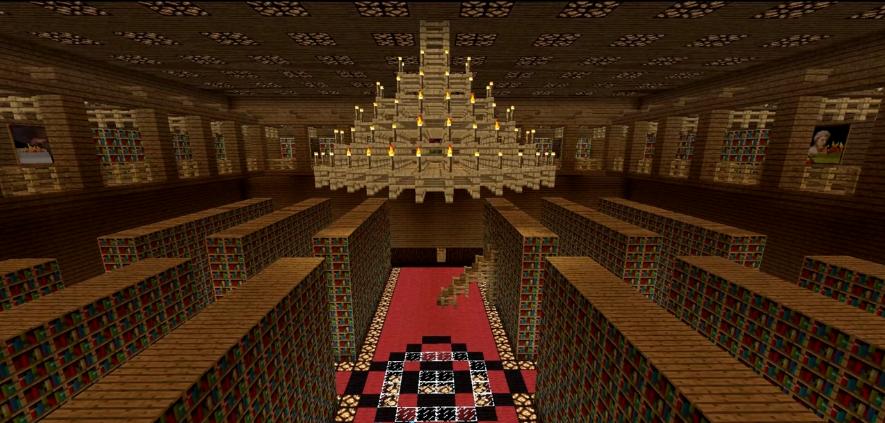 Minecraft Idea Library