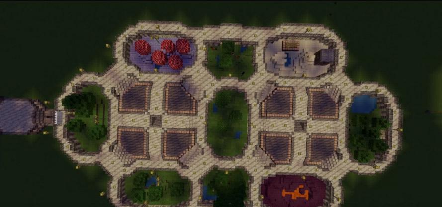 Minecraft Ideas Zoo