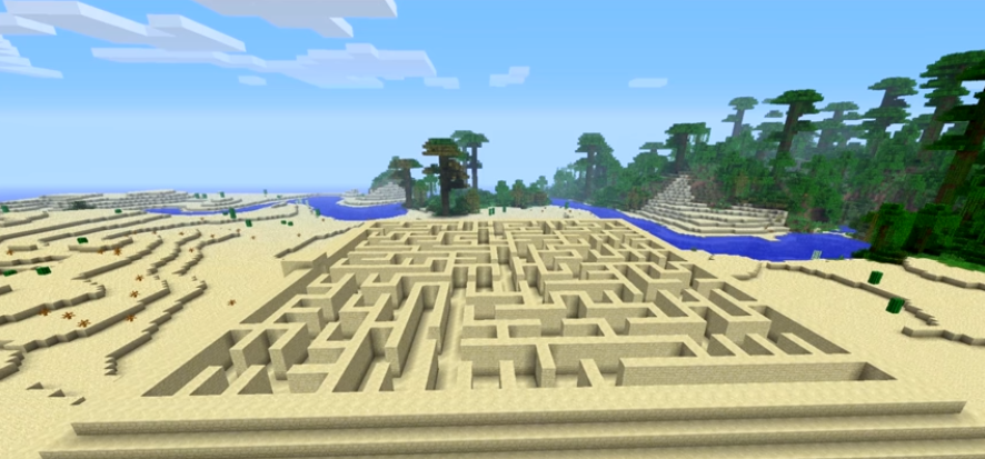 Maze Idea