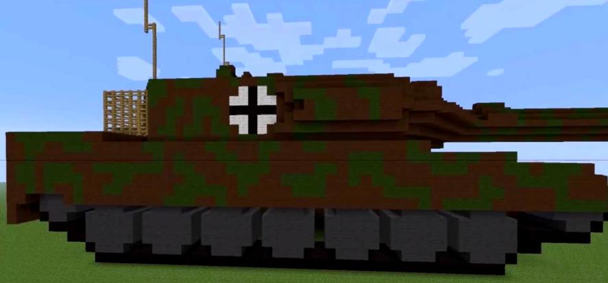 Minecraft Ideas Tank