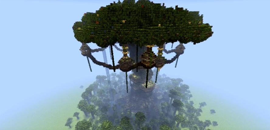 Minecraft Global - Tree House