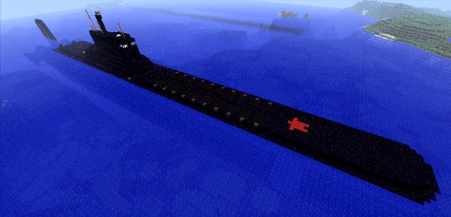 Submarine - Minecraft Global