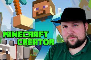 Markus Persson - Minecraft Creator