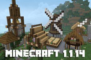 Minecraft 1.14.4 What's New?