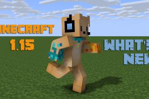 Minecraft 1.15 update