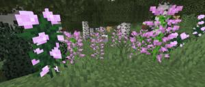 Ideas to build in minecraft -  Flower Fields