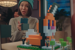 Minecraft earth donwloads hit 2.5 million