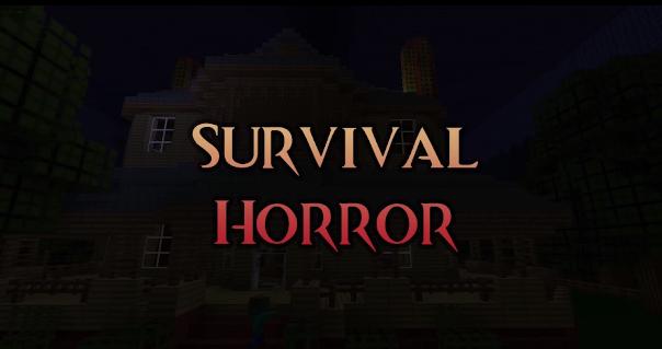 Minecraft horror maps - Survival