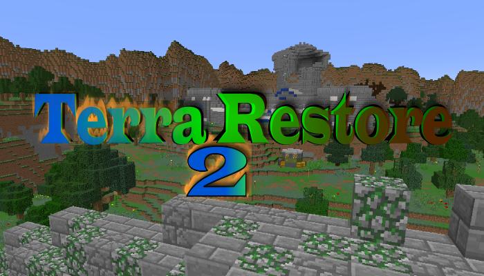 Minecraft map - Terra Restore 2
