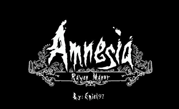 Amnesia Minecraft horror map