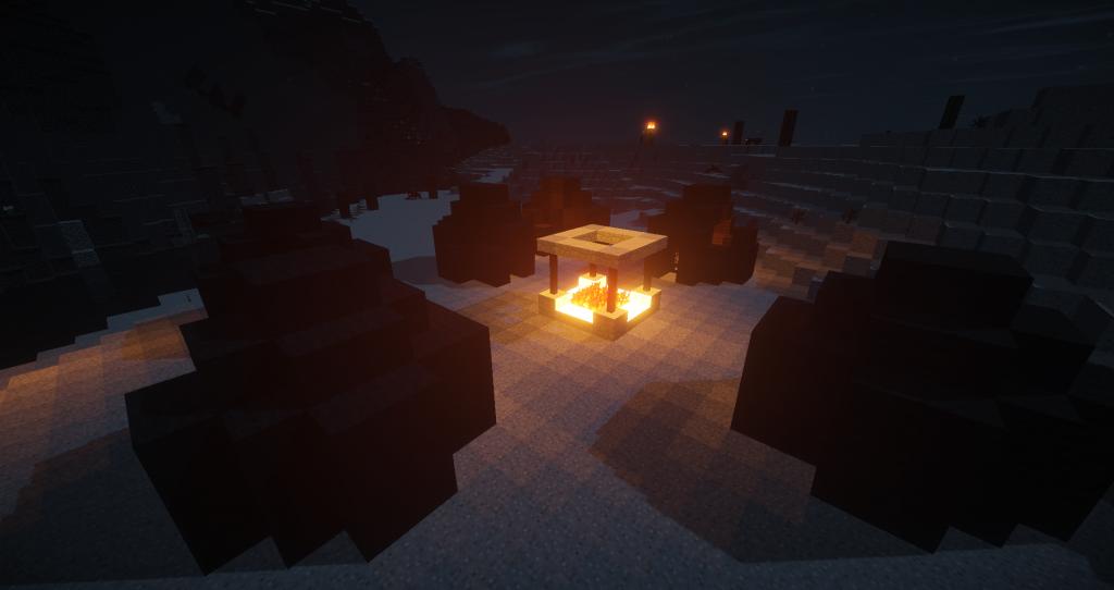 Manitu's Quest - Minecraft adventure maps
