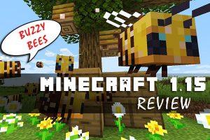 Minecraft update 1.15