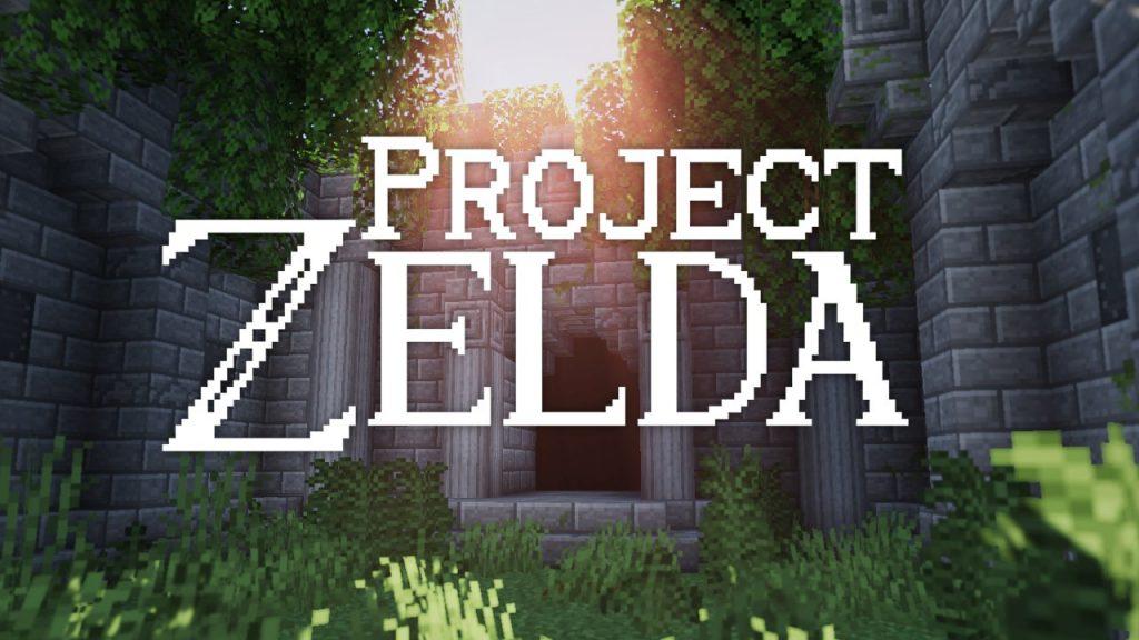 Minecraft Adventure Maps - Project Zelda