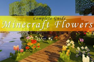 Minecraft flowers Guide