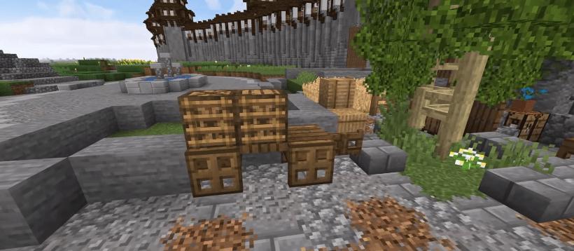 carts in Minecraft -Ideas to build in Minecraft