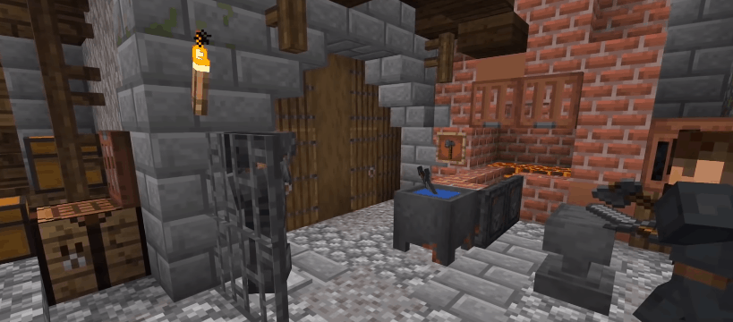 diamond tools - Ideas to build in Minecraft