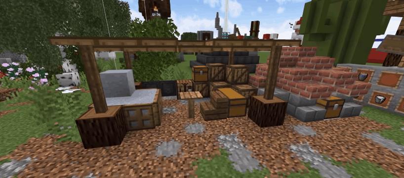 farm up into bricks