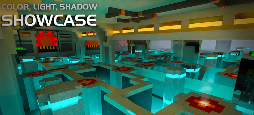 Color, Light & Shadow in Minecraft with RTX