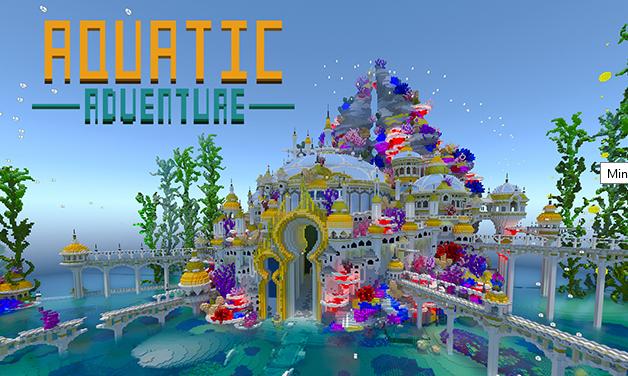 Aquatic Adventure by Dr_Bond