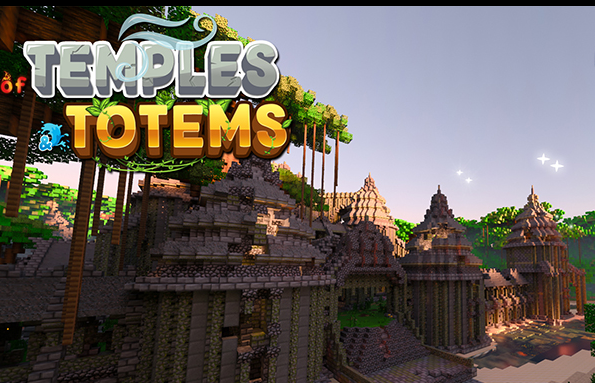 Of Temples & Totems Map
