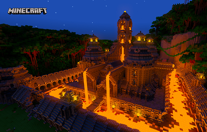 Of Temples & Totems Minecraft RTX Map