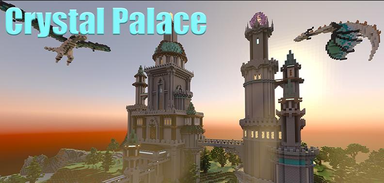 Crystal palace RTX Beta Map