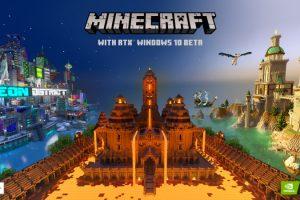 Minecraft with RTX Beta