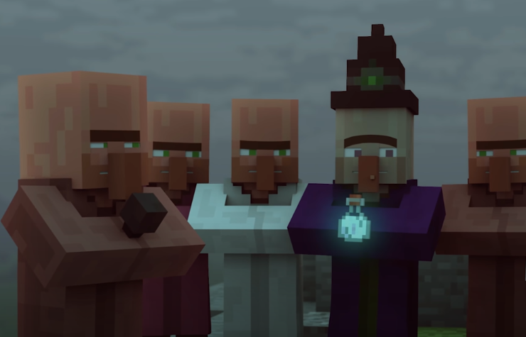 Types of villagers - How to trade with villagers in Minecraft
