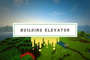 How to make an Elevator in Minecraft