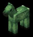 Zombie horse