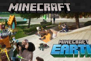 Minecraft Earth Update