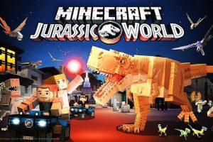 Minecraft Jurrasic world DLC