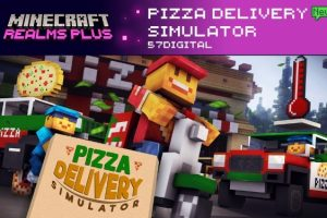 New Minecraft Pizza Simulator is here!