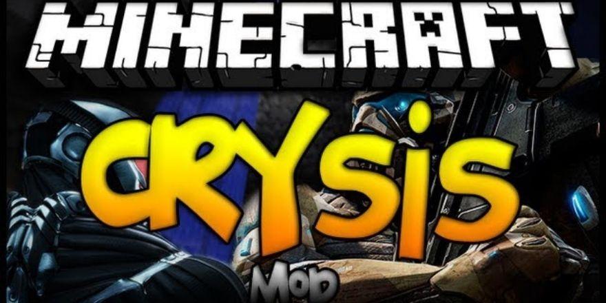 crysis mod - Minecraft weapons and gun mods