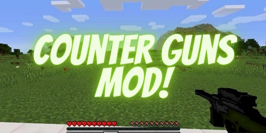 Counter guns mod
