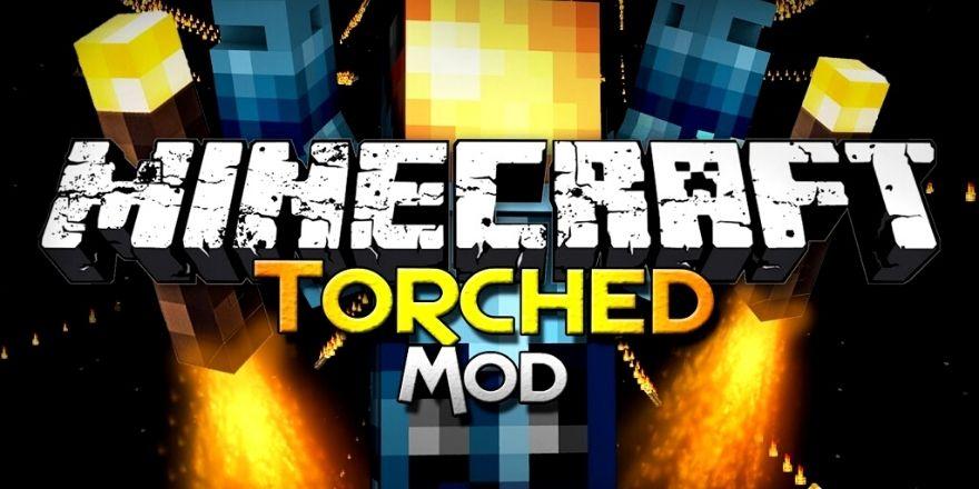 Torched mod Minecraft