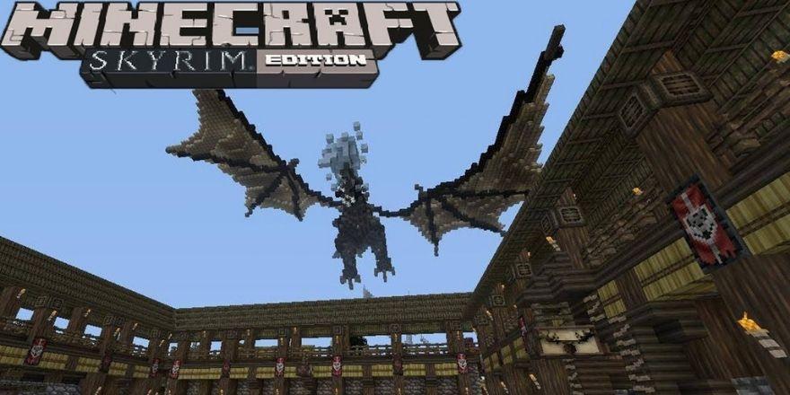 Skyrim MC - Minecraft weapons and gun mods